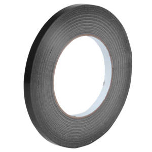96 rolls 3/8 in x180 yd 2.4 mil upvc 2.4 mil bag sealing tape