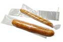 Wicketed High Clarity LDPE Bread Bags