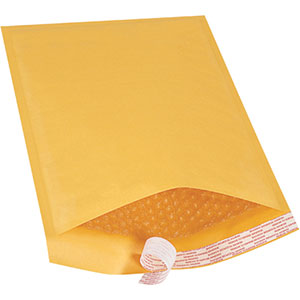 4 x 8 Self Sealing Bubble Wrap Envelope