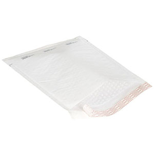 4x8 white self-seal bubble mailers