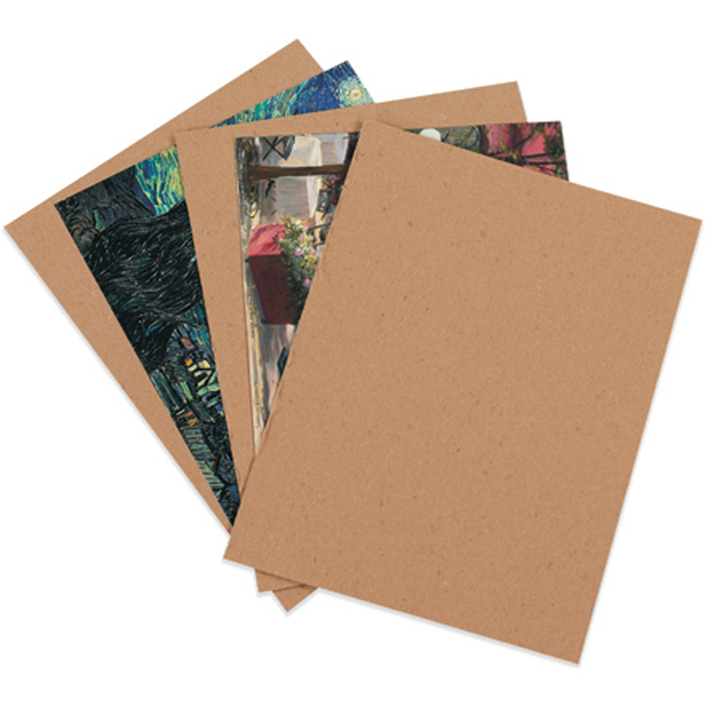 Quot heavy duty chipboard pads