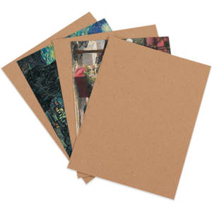 8.5x11 Chipboard Pads