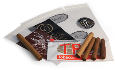 Custom Cigar Bags And Loose