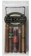 Ziplock Cigar Bags