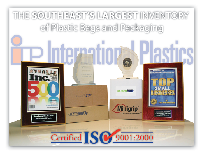 The Southeast's Largest Inventory of Plastic Bags and Packaging
