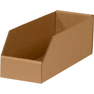 4x18 kraft-open-top-bin