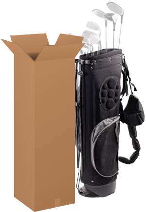Moving Boxes for Golf Bags