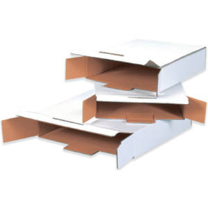 11.125x8.625x2.5 side loading tab locking mailers