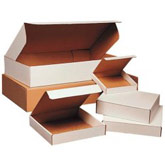 Corrugated Mailers White