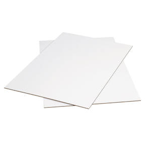 40x48 White Corrugated Sheets
