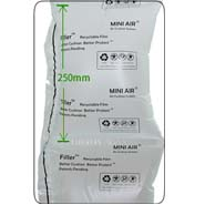 8 x 10 air pillow film for clasi machine