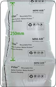 Image of 8 x 10 Filler Mini Air Clasi Film - 2296 ft roll - 1 roll/case