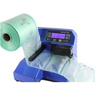 High Volume Air Pillow Machine