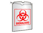 Custom Printed Biohazard Bags
