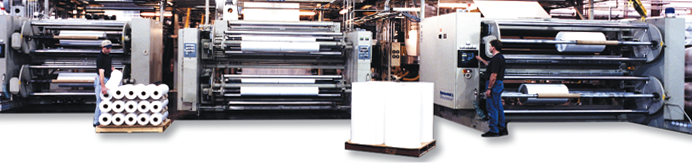 Custom Printed Poly Tubing and Sheeting Capabilities
