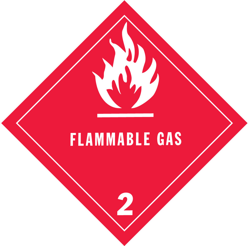Flammable Gas Storage
