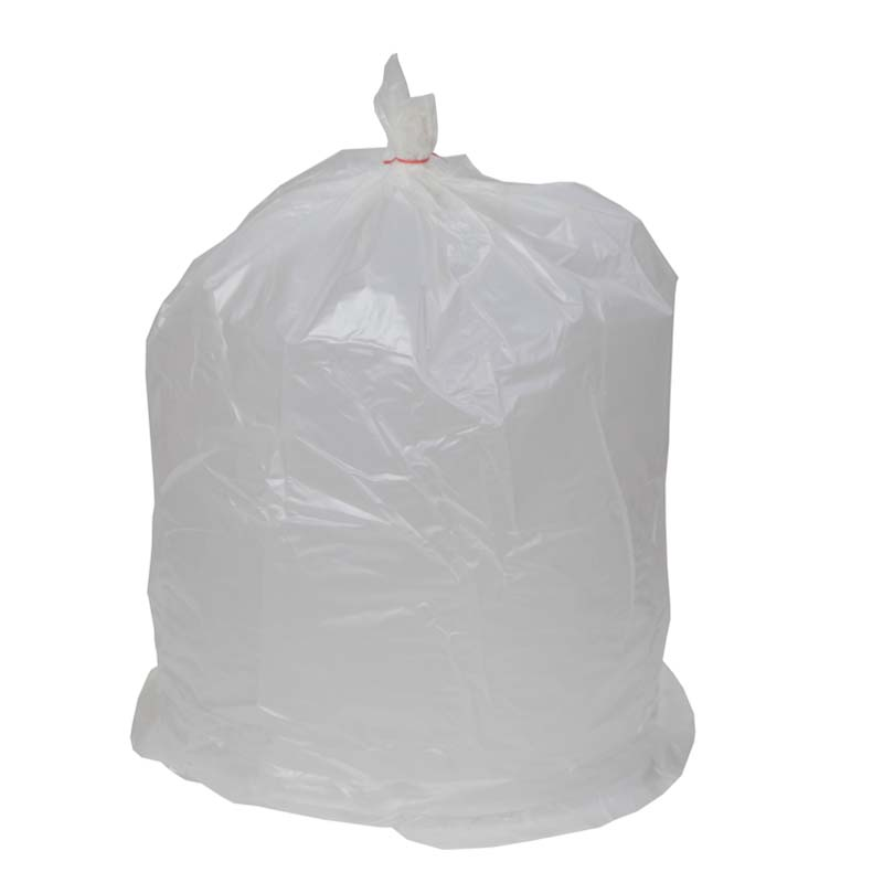 55 Gallon Drum Liners Clear : Gallon mil round bottom drum liner quot