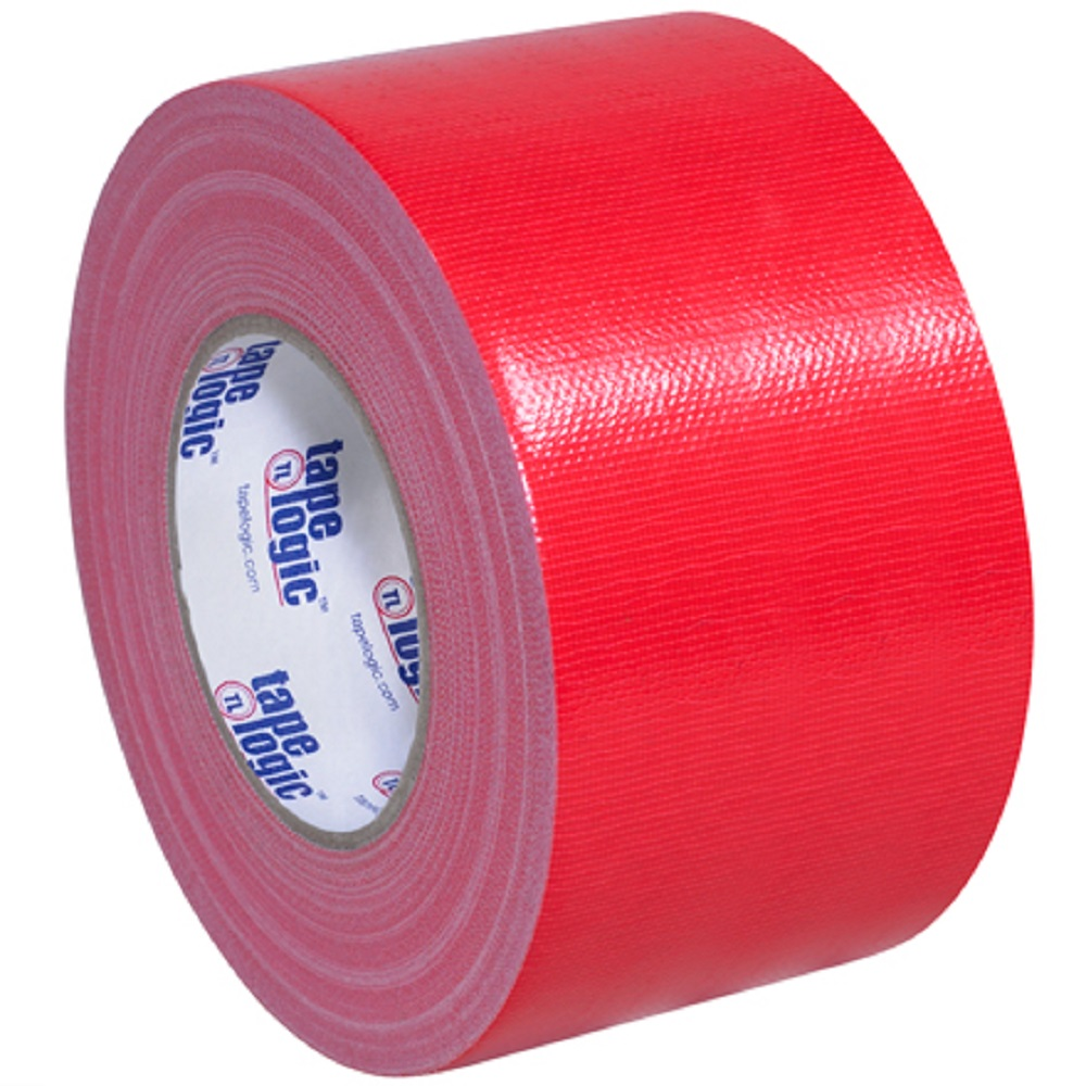 3 in x 60 yds Red Duct Tape