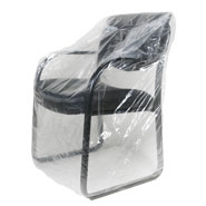 50x45 Plastic Furniture Cover