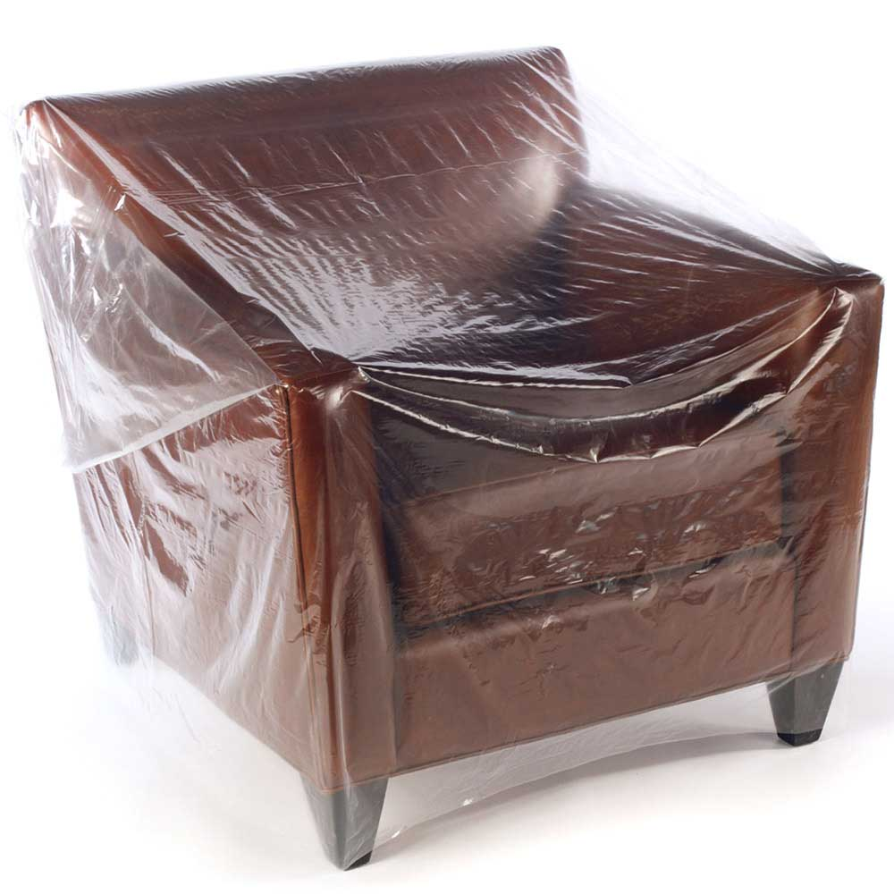 Plastic furniture cover bags Furniture plastic cover