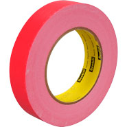 48x60 yd 6.7 mil scotch portable red flatback tape