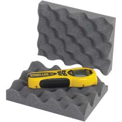 6 x 6 x 2 convoluted foam sets