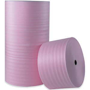 6 x 550 Anti Static Foam Rolls