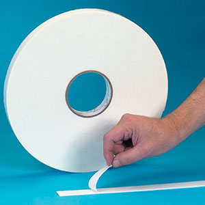 White Double Sided Foam Tape