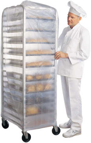 Disposable Rack Covers 60 x 83 15 Microns High Density