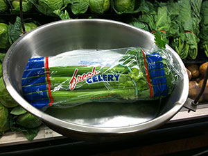 Bags for Celery
