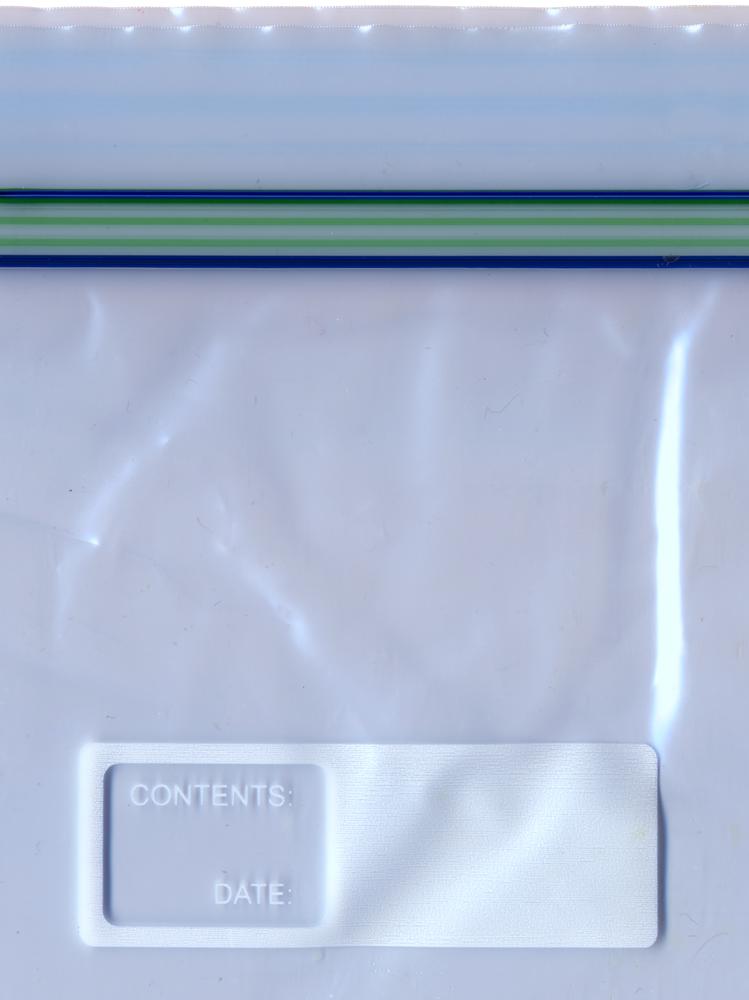 1 Quart Reclosable Freezer Bags