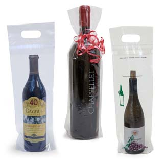 Carry Out Bottle Bags