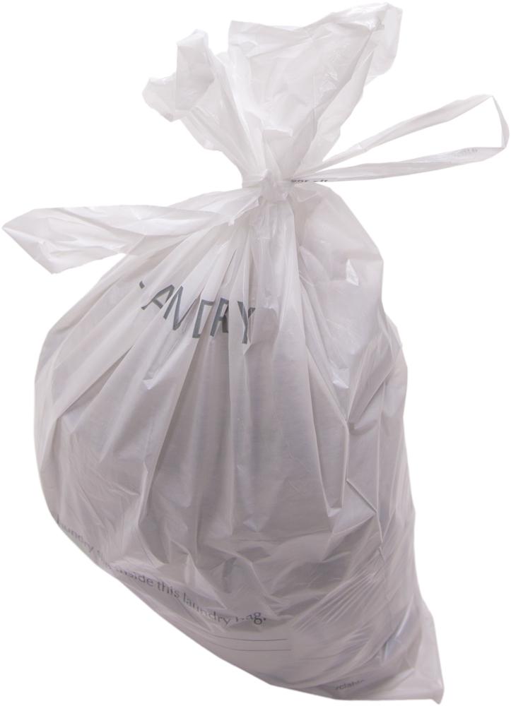 Step 5 Tie Laundry Bag