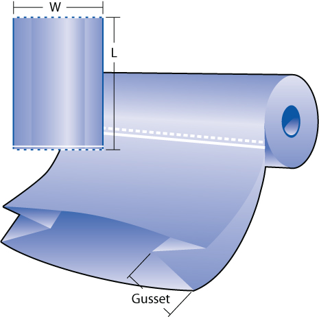 California Queen Plastic Bags 3 Mil 60 Quot X 8 Quot X 90 Quot Gusseted
