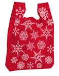 Holiday T Shirt Bags