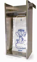 Ice Baggers side braket attachment