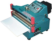 12x 10mm automatic double impulse sealer