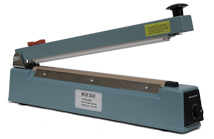 16 inch Hand Impulse Sealer with Trimmer