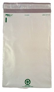 10x15.5 self-seal dura poly mailers