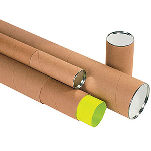 2x43 telescoping mailing tubes