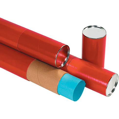 3 piece telescopic mail tubes