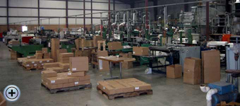 Polyethylene Extrusion and Converting Plant Warehouse Facility in Houston, TX