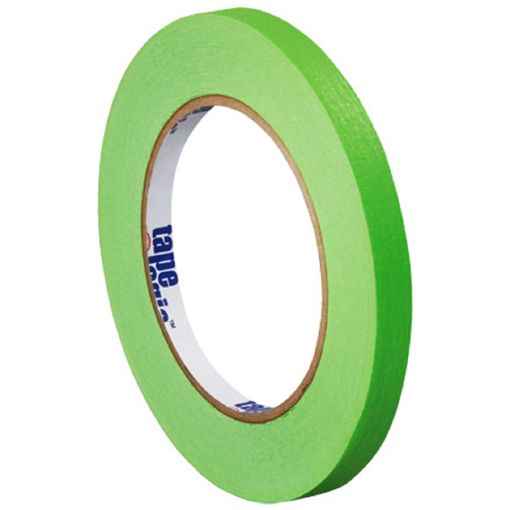 1 4 in x 60 yds light green colored masking tape. Black Bedroom Furniture Sets. Home Design Ideas