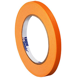 0.25x60 yds orange masking tape