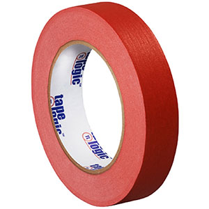 1x60 yds red masking tape