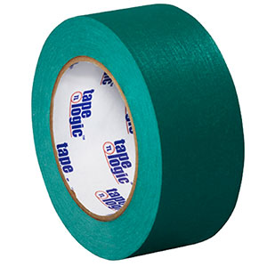 2x60 yds dark green masking tape