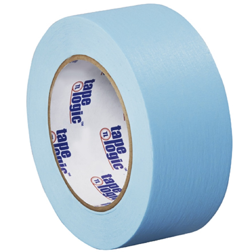 2 in x 60 yds Light Blue Colored Masking Tape