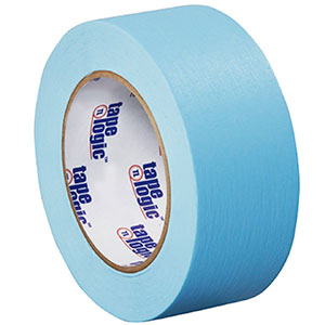 2x60 yds light blue masking tape