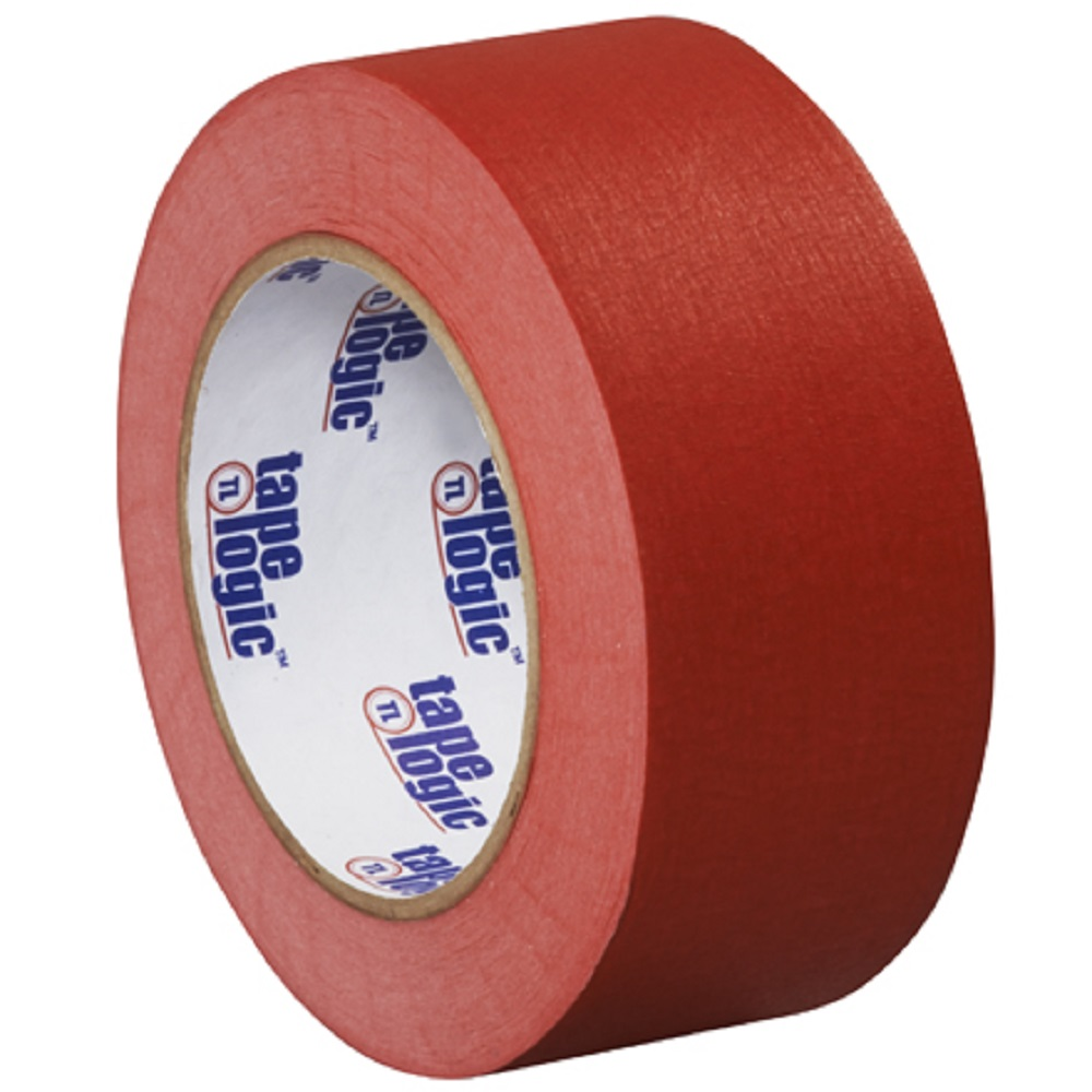 2 in x 60 yds red colored masking tape. Black Bedroom Furniture Sets. Home Design Ideas