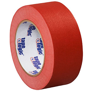 2x60 yds red masking tape